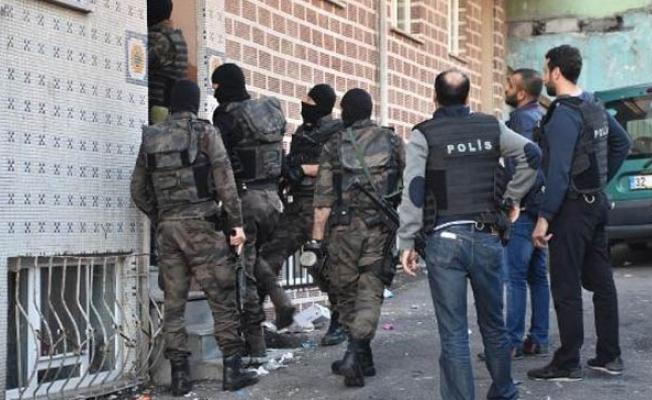 İstanbul'daki Uyuşturucu Operasyonu