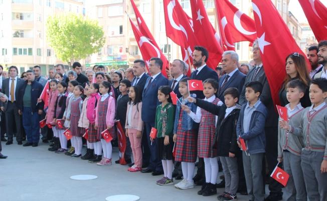 Zeytinburnu Belediyesi'nden coşkulu kutlama