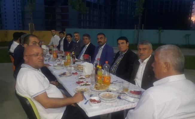 Boğaziçi Okulları muhtarlarla ramazan sofrasında buluştu