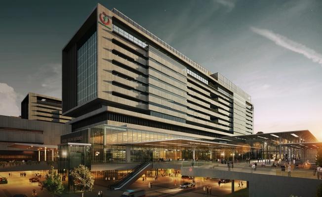 Şehir Hastanesinin Elektik işlerş AE Arma Elektropanç'a Emanet