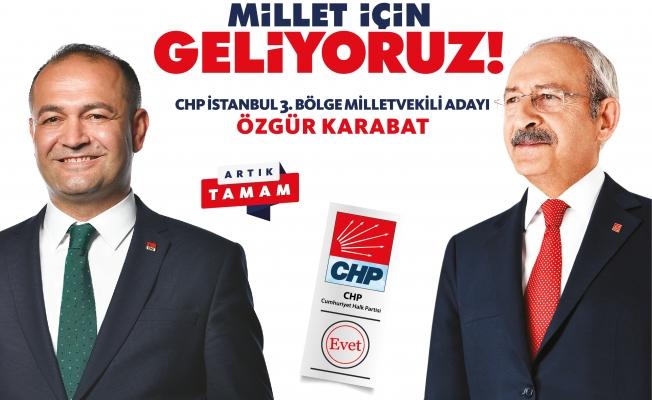 CHP Milletvekili Adayı Karabat Eğitim Sistemini Değerlendirdi