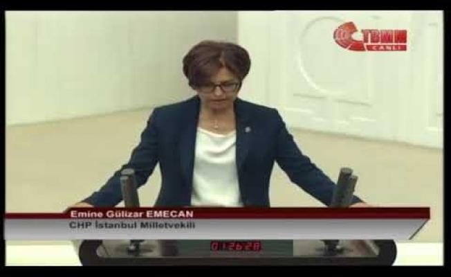 CHP'li Vekil: Emecan'dan Soru Önergesi