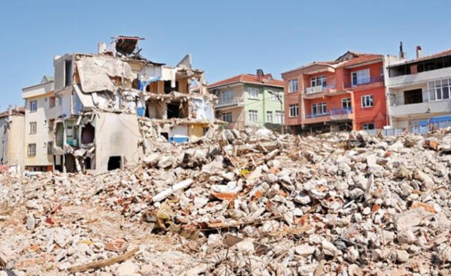 Olası İstanbul Depreminin Hasar Tahmini 150 milyar dolar