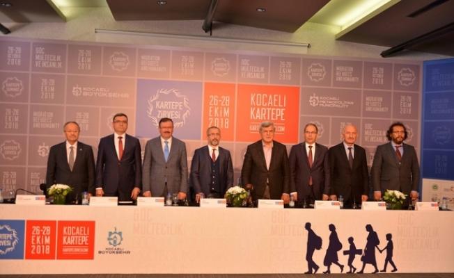 Türkiye'nin Davos'u Kartepe Zirvesi başlıyor