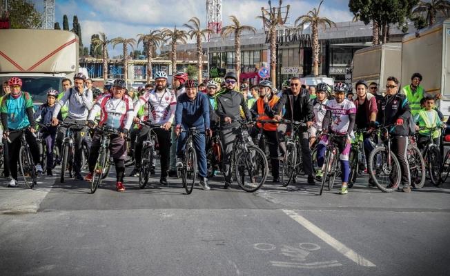 Zeytinburnu Bisikleti Çok Sevdi