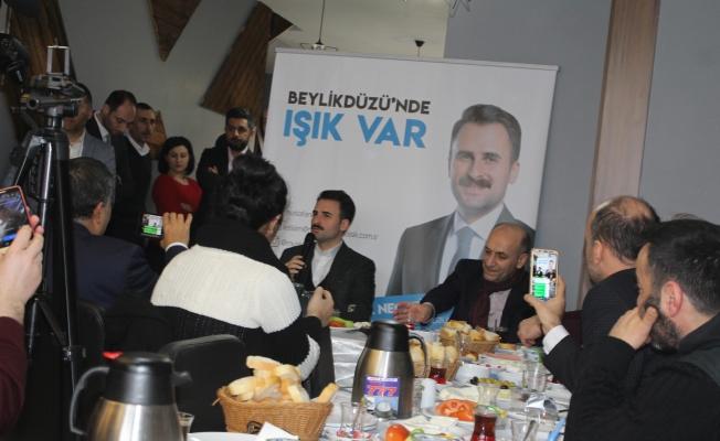 Ak Parti'nin adayı Işık'tan İmamoğlu bir şey yapmadı iddiası