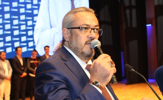 SP. Adayı Dr.Mikail  Kabak'a sevgi seli
