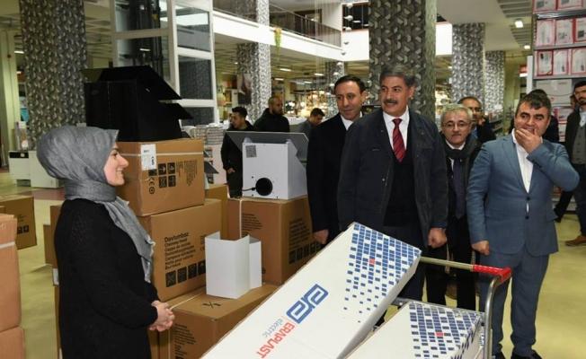 Azmi Ekinci'den Esenyurt sanayisine Hong Kong modeli