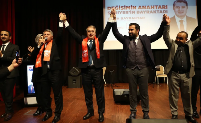 Sarıyer'de Yaşayan Sivaslılar ilçemiz için 5 yıl çok önemli dedi