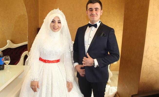 Büşra ve Ahmet 'in Mutlu Günü