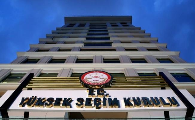 """YSK'da """"İstanbul"""" mesaisi! İlk görüşme 5.5 saat sürdü"""