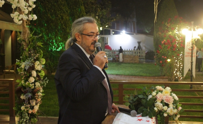 Zeytinburnu saadet Partisinden görkemli iftar yemeği