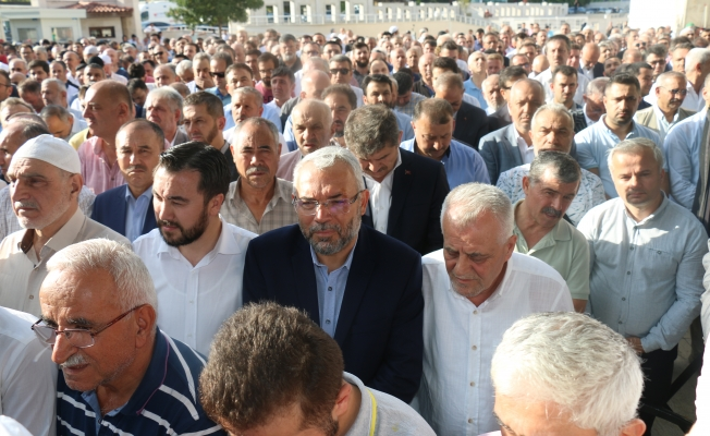 Başkan Arısoy'un Kayın Babası Mehmet Kırdemir Hakka Yürüdü