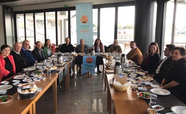 İstanbul Çevre Konseyi,Kanal İstanbul'a Hayır Dedi !..