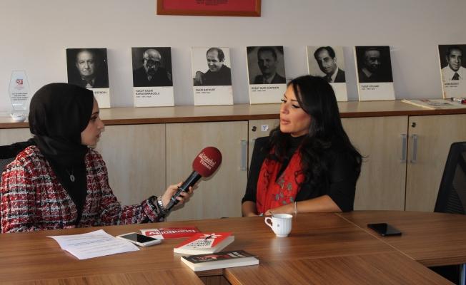 İranlı Edebiyatçı Yazar Shahzadeh N. İgual 'den İlginç Türkiye ve Atatürk Yorumu
