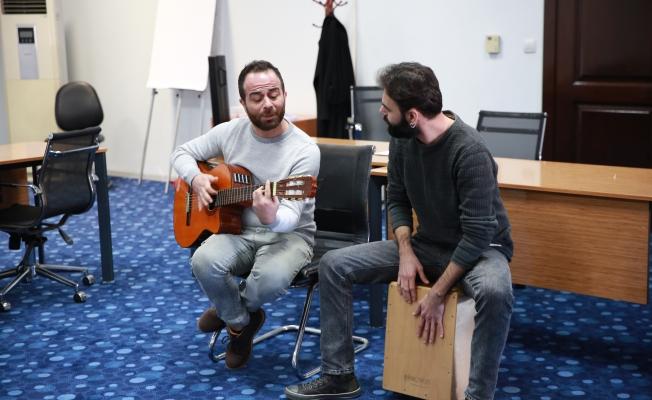 Vapur Müzisyenleri Seçmeleri Devam Ediyor