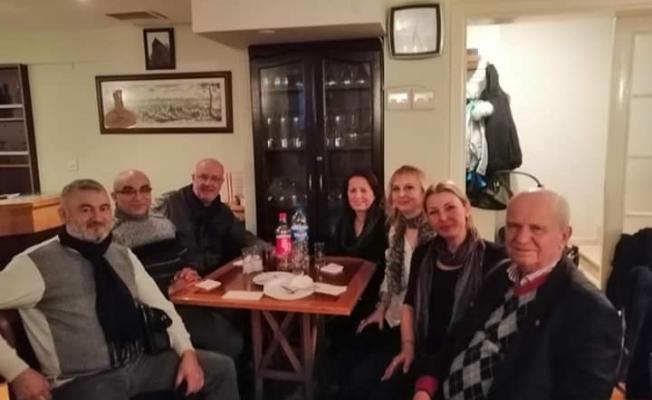 İstanbul Folklor Kurumundan Çiğ Köfte Gecesi