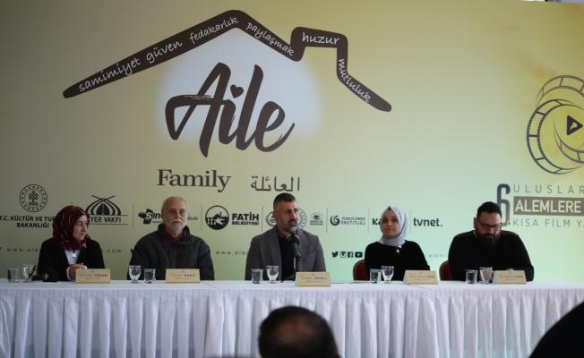 """Aile"""" Temalı 6. Uluslararası Âlemlere Rahmet Kısa Film Yarışması Başlıyor!"""