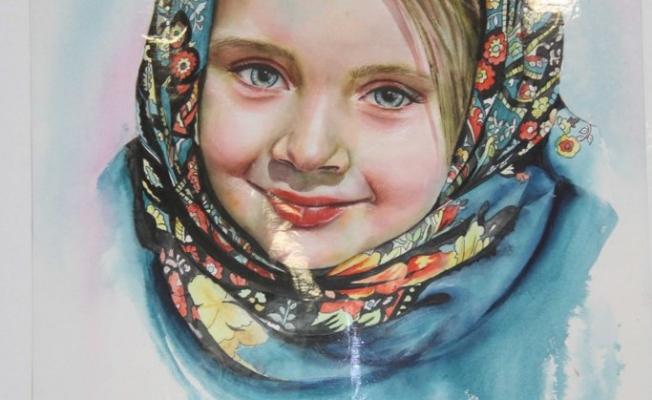 'Barış ve Dostluk' Sergisinin Açılışı Gerçekleştirildi