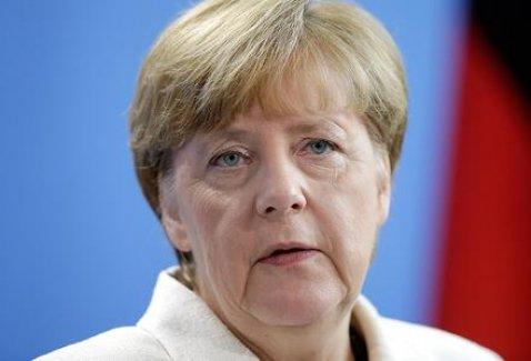 """Angela Merkel: """"PKK Bir Terör Örgütüdür"""""""