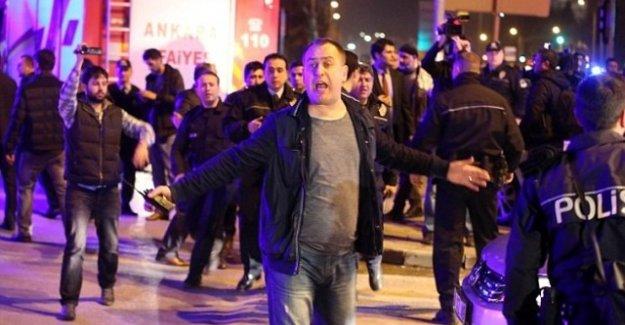 Ankara'da patlama: 28 ölü, 61 yaralı