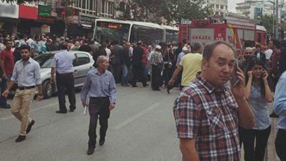 Ankara Dikimevi'nde büyük kaza: 11 ölü