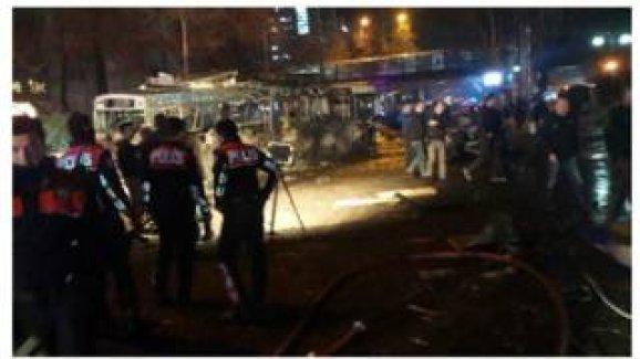 Ankara Kızılay'da patlama: Can kaybı 34
