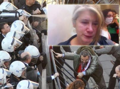 Ankara ve İstanbul'da protestolara TOMA'lı ve biber gazlı sert müdahale