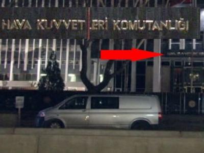 Ankara'da bombalı minibüs paniği!