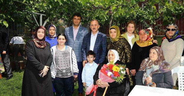 İstanbul Modern'de Anneler Günü Kutlaması 62