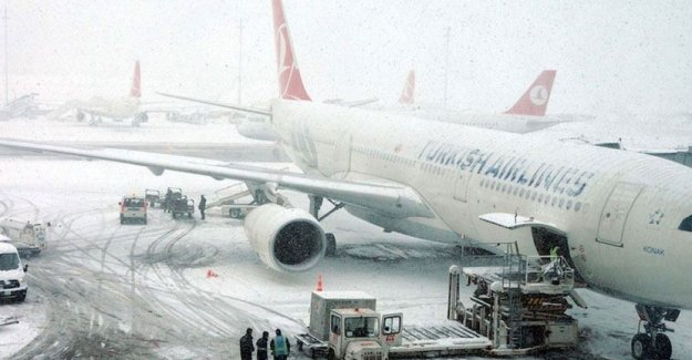Atatürk Havalimanı kara hazır!