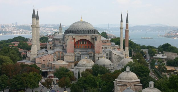 Ayasofya Müze ve Kilise Değil Camidir