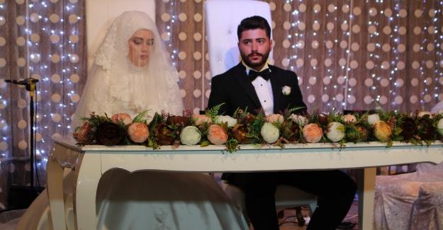 Ayşe Nisa ve Yusuf Mutluluğa evet dedi