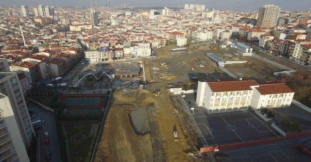 Azerbaycan Hocalı Dostluk Parkı inşaatı hızla devam ediyor