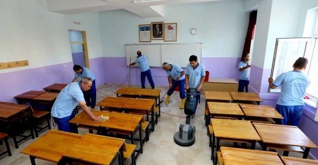 Bağcılar'da Okullar Yeni Eğitim-Öğretim Dönemine Hazır