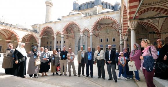 Bağcılar'dan Edirne'ye kültürel gezi