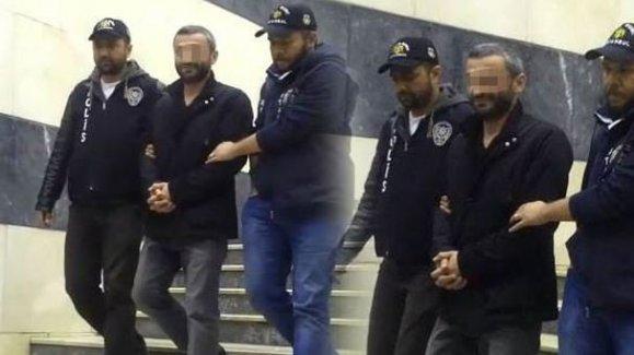 Bağdat Caddesi gaspçısı yakalandı