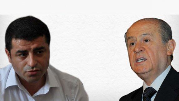 Bahçeli'den olay yaratacak sözler: Viski içip HDP'ye oy veren şerefsizler...