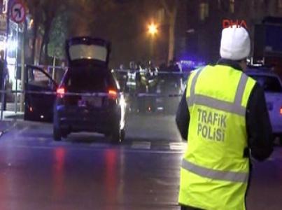 Bakırköy'de bombalı araç paniği