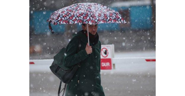 Balkanın karı Sibirya'nın donu hava durumu çok kötü