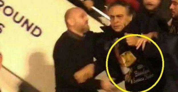 Barbaros Şansal'dan Atatürk tişörtlü provokasyon