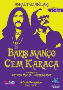 Barış Manço ve Cem Karaca'yı Çocukları Anlatacak!