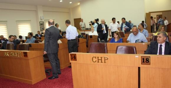 Başakşehir Belediye meclisi toplandı