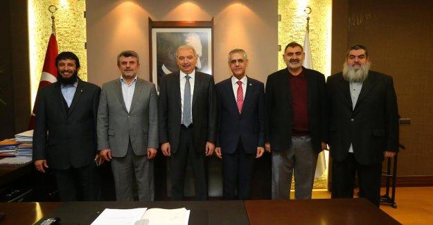 Başakşehir'e 1 Milyar TL'lik Dev Yatırım İçin İmzalar Atıldı