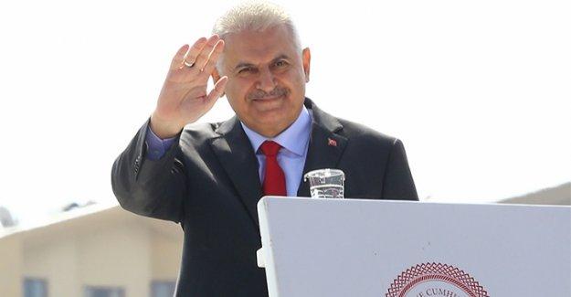 Başbakan Binali Yıldırım, Diyarbakır'a gidecek