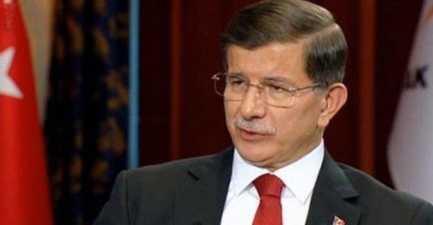 Başbakan Davutoğlu: 5'inci parti çıkarsa bu MHP'nin içinden çıkar