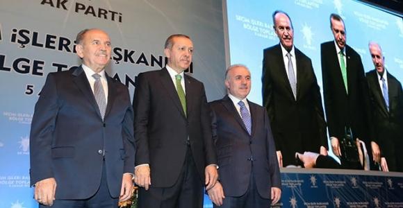 Başbakan İstanbul adaylarına son şeklini veriyor