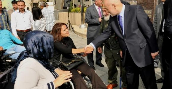 Başkan Çelikbilek'ten 3 Aralık Dünya Engelliler Günü Mesajı