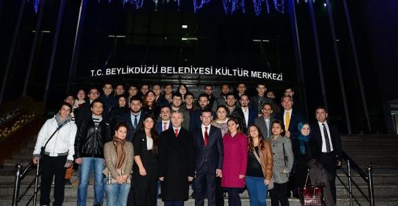 Başkan Uzun'dan Gençlere Üniversite Müjdesi…