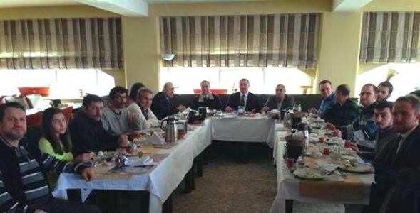 BAYKÜP düzenlediği kahvaltıyla kuruluşunu ilan etti